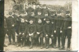 N°1999 R -carte Photo Régiment à Identifier - Regiments