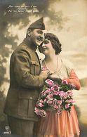 029 890 - CPA - Thème - Couple - Romantique - Romance - Amour - Couples