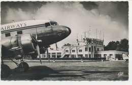 Le Touquet (France) Airport Aviation/aeroplane/airplane/aircraft/BEA Airlines DC 3 - Aerodromi