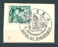 MiNr. 684 X  Briefstück   (b02) - Usados