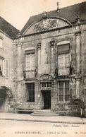 NOYERS-sur-SEREIN - L'Hotel De Ville - - Noyers Sur Serein