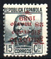Sello Nº 31 Hi  Madrid - Republican Issues