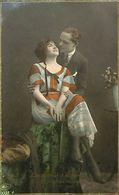 029 895 - CPA - Thème - Couple - Romantique - Serie - Laisse Moi T'aimer - Couples