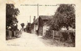 PRECY-ST-MARTIN , Rue De La Louvière - Autres Communes