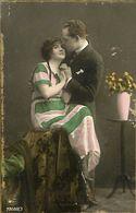 029 899 - CPA - Thème - Couple - Romantique - Serie - Laisse Moi T'aimer - Couples