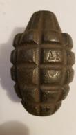 WW2 - Grenade US  Quadrillée - Guerre 39-45 - 1939-45