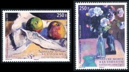 POLYNESIE 2009 - Yv. 894 Et 895 ** TB - Tableaux De P. Gauguin 'Nature Morte ...' (2 Val.)  ..Réf.POL25316 - Polynésie Française
