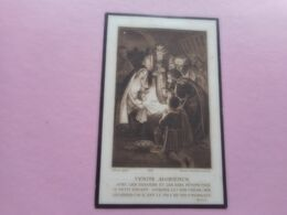D.P.-ADEL-MARIADONS DE LOVENDEGHEM °BORNHEM 15-8-1834+AU MONASTERE DEBERLAYMONT 1-12-1915 - Religion & Esotérisme