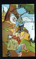 58, Clamecy, Carte A Systeme, Sans Les Photos ( Confectionnement Interrompu ), Escalade, Appareil Photo - Clamecy