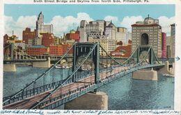 USA 1934 CARTE POSTALE DE PITTSBURGH - Pittsburgh