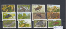 Belize  Michel Cat.No. Mnh/** 1134/1145 I Insects - Belize (1973-...)