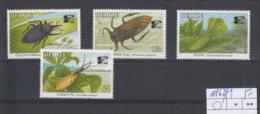 Belize  Michel Cat.No. Mnh/** 1162/1165  Insects - Belize (1973-...)