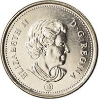 Monnaie, Canada, Elizabeth II, 25 Cents, 2013, Royal Canadian Mint, Winnipeg - Canada