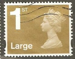 Great Britain: 1 Used Stamp, 2006, Mi#2435 - Machins