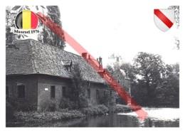 36 # Moorsel, Aalst (East Flanders)   Belgium   Municipality   Postcard Modern Ukraine - Maps