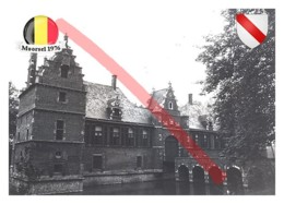 37 # Moorsel, Aalst (East Flanders)   Belgium   Municipality   Postcard Modern Ukraine - Maps