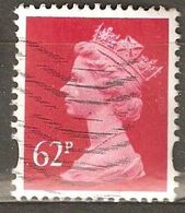 Great Britain: 1 Used Stamp, 2009, Mi#2747 - Machins