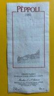 15361 - Pèpolli 1985 Chianti Classico - Other