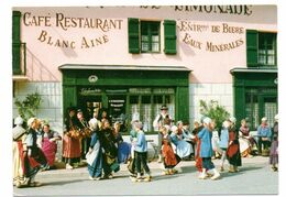 Vonnas -  Groupe Folklorique - La Polka Des Sabots -  CPM°R - Other Municipalities