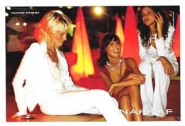 CPM - Carte Postale Publicitaire  - Naf Naf - Mode - Vetement Femme - Advertising
