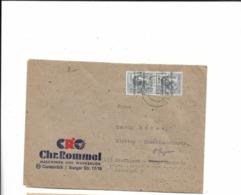 Brief Aus Osnabrück Nach Stuttgart 1948 - Bizone
