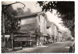 Nantua - Hotel De L'Embarcadere , Esplanade Du Lac - CPSM°R - Nantua