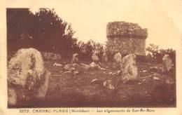 Carnac-Plage - Les Alignements De Ker-Ar-Riou - Carnac