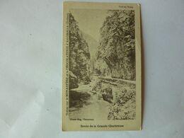 Route De La Grande Chartreuse - Notice Sur Le Monastère Et La Chocolaterie D'Aiguebelle - Drôme - Vieux Papiers