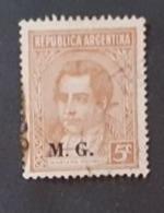 Amérique > Argentine Service  N° 279 - Servizio