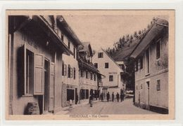 PODBRDO  PIEDICOLLE  VIA CENTRO  TRATTORIA  GOSTILNA - Slovenië