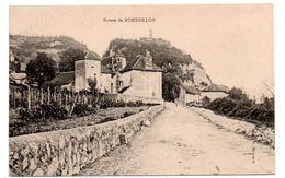 Rossillon -  Entrée  - CPA°R - France