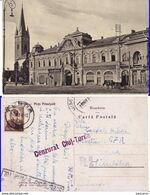 Romania,Rumanien,Roumanie -Turda, Torda -jud.Cluj -censur - Rumania