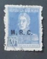 Amérique >       Argentine >>  Service  N°226 - Servizio