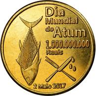 Monnaie, CABINDA, Milliard De Reais, 2017, Journée Mondiale De L'environnement - Angola