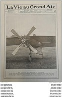 1907 LA VIE AU GRAND AIR N° 478 - NUMÉRO SPECIAL -  82 PAGES - A VOIR - Zeitungen