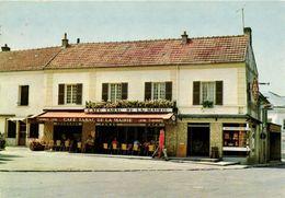 Plaisir - Café Et Mairie - Plaisir