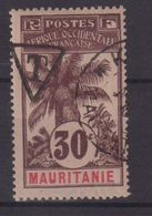 MAURITANIE : T N° 5 . OBL .  TB .  SIGNE . 1906 . ( CATALOGUE YVERT ) . - Mauritanie (1906-1944)