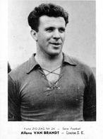 ALFONS VAN BRANDT LIERSE S.K..(CHROMO ZIG ZAG N° 24) 12,5 X 9 CM (4) - Football