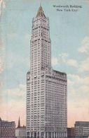 USA149   --  NEW YORK  --  WOOLWORTH BUILDING   --  1926 - New York City