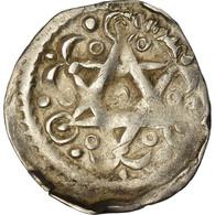 Monnaie, Belgique, Flandre, Anonymes, Maille, C. 1180-1220, Ypres, TTB, Argent - ...-1831