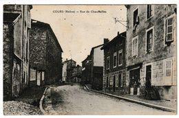 Rhône COURS Rue De Chauffailles - Cours-la-Ville