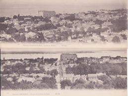 2 Cartes  Panoramiques Arcachon - Arcachon