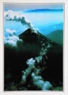 Costa Rica Cordillera  Volcan Eruption Volcano  Années 80s - Costa Rica