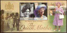 Tokelau 2002 Queen Mother Minisheet MNH - Tokelau