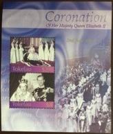 Tokelau 2003 Coronation Anniversary Minisheet MNH - Tokelau