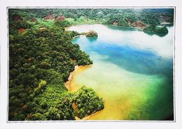 Costa Rica  Paysage   Années 80s - Costa Rica