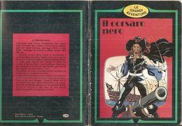 IL CORSARO NERO SITCA 1977 Quaderno Vintage RIGHE CON MARGINE  USATO - Other Collections