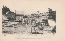 SAINT GERMAIN DE COULAMERT - France