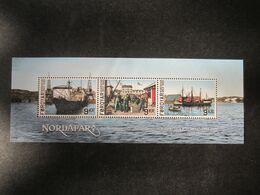 Faroe Islands 2013 Bl. Nordafar MNH** - Faeroër
