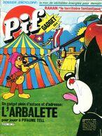 """Pif Gadget N°564 - Rahan """"Le Territoire Fantastique"""" - Pif Gadget"""